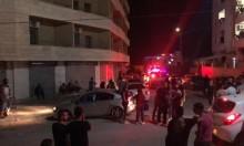 جنين: اندلاع حريق في سكن للطالبات في الجامعة الأميركية