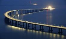 الصين تفتتح أطول جسر مائي: 55 كم بتكلفة 20 مليار دولار
