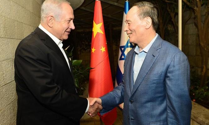 زيارة نائب الرئيس الصيني لإسرائيل: قلق أميركي وتخوفات أمنية
