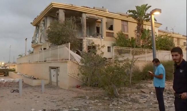 الكابينيت الإسرائيلي: عاصفة رعدية سببت إطلاق القذيفة لبئر السبع
