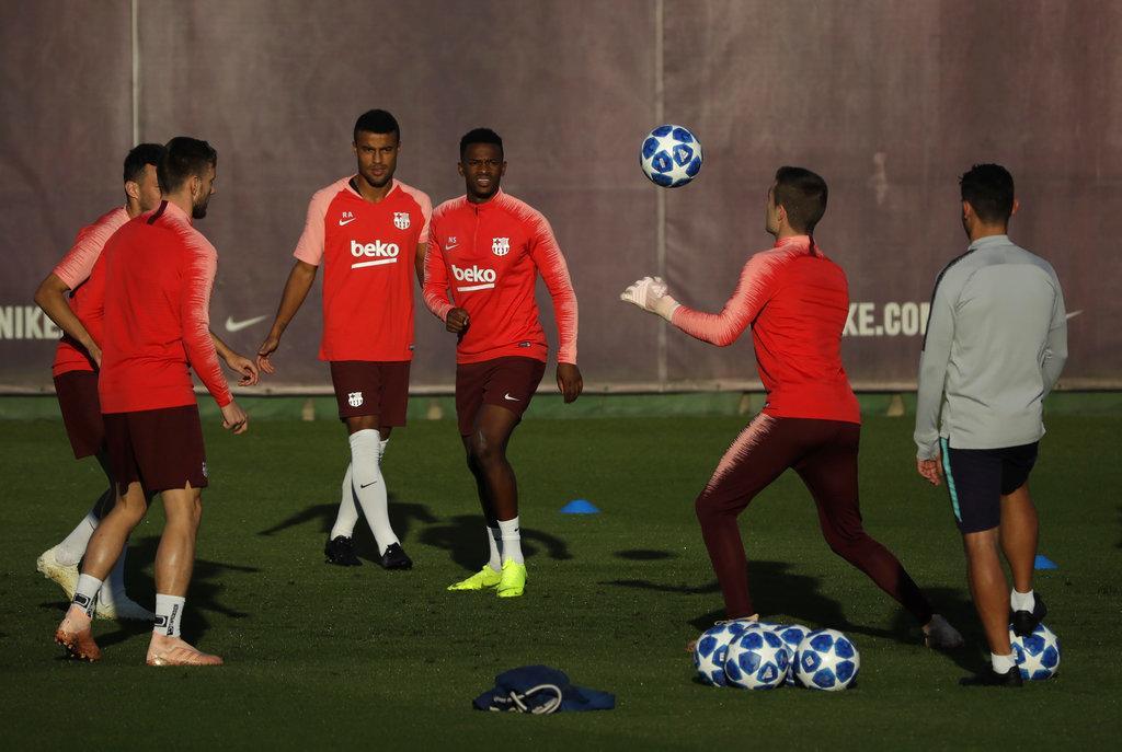 اليوم: مباريات الجولة 3 من مجموعات دوري أبطال أوروبا