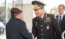رئيس الأركان الأذري في البلاد لأول مرة: الهدف إبرام صفقات سلاح
