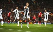 ديبالا يقود يوفنتوس لهزيمة مانشستر يونايتد