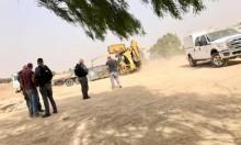 هدم العراقيب للمرة الـ135 والشرطة تعتقل 4 من سكانها