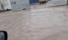 حالة الطقس: غائم وماطر ويخشى من حدوث فيضانات