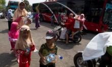 لتقليل التلوّث: أجرة الحافلات هي زجاجات بلاستيكية بإندونيسيا