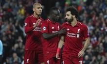 صلاح يتوهج ويساهم بفوز ليفربول على النجم الأحمر