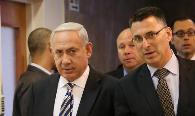 ساعر ينفي اتهامات نتنياهو: تجاوز لخط أحمر