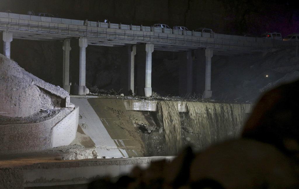 الأردن: مصرع 20 بالسيول ومواصلة البحث عن مفقودين