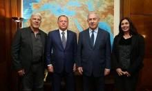 الوزيرة الإسرائيلية ريغيف تهبط في أبو ظبي