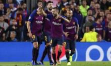 بالأرقام: برشلونة يتفوق بالكلاسيكو في الكامب نو
