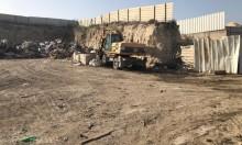 شفاعمرو: محطة لتجميع النفايات بهدف منع رميها عشوائيا