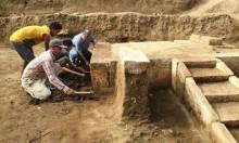 مصر: العثور على مقصورة احتفالات فرعونية