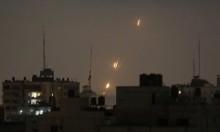 إطلاق أكثر من 10 قذائف صاروخية من غزة نحو سديروت
