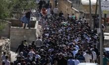 الآلاف في تشييع 6 شهداء في غزة والضفة
