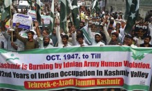 اليوم الأسود: باكستان تحيي احتلال كشمير