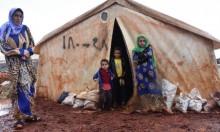 """الشتاء بالنسبة للنازحين بإدلب: """"الموت أهون من العيش في المخيم"""""""