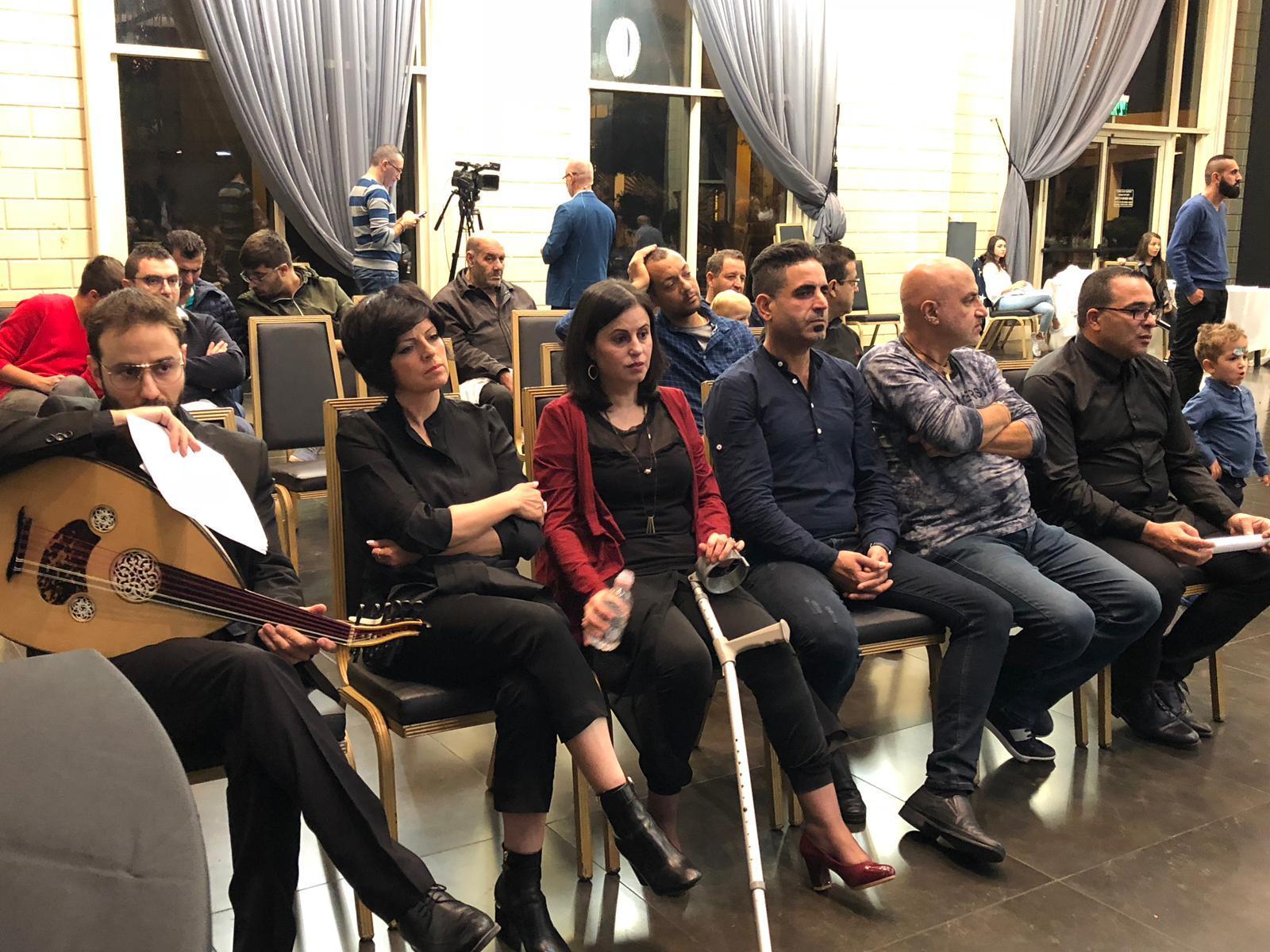نتسيرت عيليت: مهرجان ختامي لحملة القائمة المشتركة للتعايش