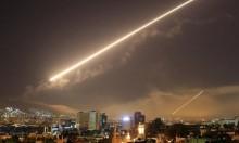 صحيفة: قلق أميركي من الغارات الإسرائيلية ضد إيران بسورية