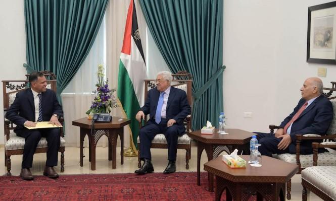 بعد زيارة نتنياهو لعمان: عباس يستقبل مبعوث قابوس برام الله