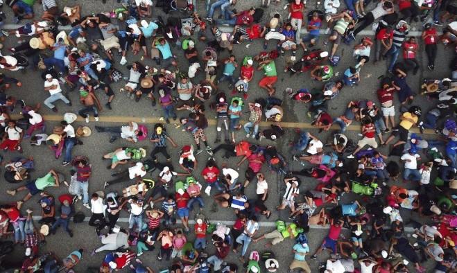 لجوء الهندوراسيين نوع آخر من النضال الجماعي