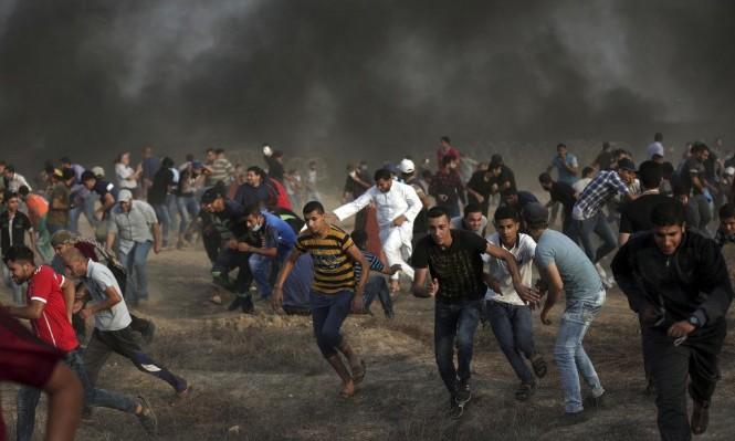 شهيد متأثرا بجراحه بغزة والاحتلال يعتقل 7 بالضفة