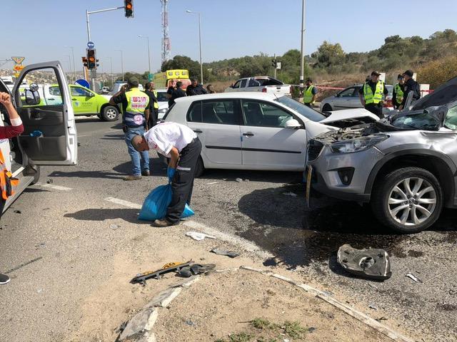 جسر الزرقاء: مصرع إبراهيم عماش في حادث طرق