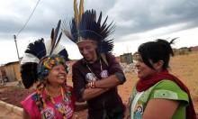 """رئيس البرازيل اليميني """"لا يحترم عادات وتقاليد السكان الأصلانيين"""""""