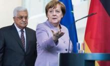 ميركل تحذر عباس من فرض إجراءات أخرى ضد غزة