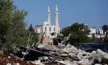 الاحتلال يهدم منزلا بعناتا ويصادر مئات الدونمات برام الله