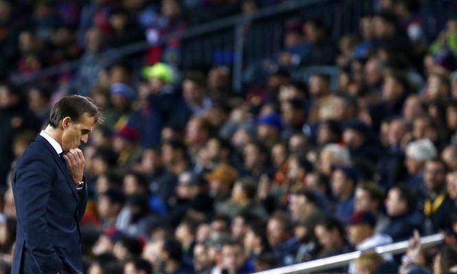 ريال مدريد يقيل لوبيتيجي ويعين مدربا جديدا