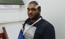 مصطفى أبو ريا من جلجولية: الشرطة اعتدت علي دون سبب