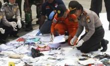 العثور على أشلاء 24 راكبا كانوا في الطائرة الإندونيسية
