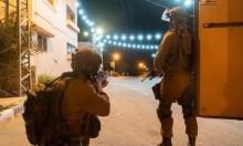 اعتقال 17 فلسطينيا بينهم أحد أقرباء المطارد نعالوة