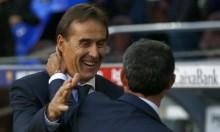 مدرب برشلونة يعلق على إقالة لوبيتيجي
