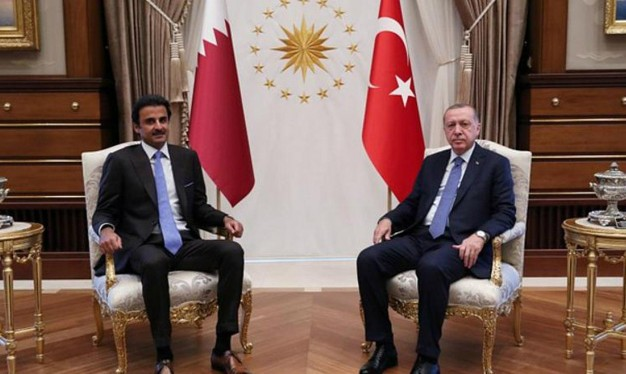 تركيا ترفض مطلبا سعوديا بإغلاق قاعدتها العسكرية في قطر