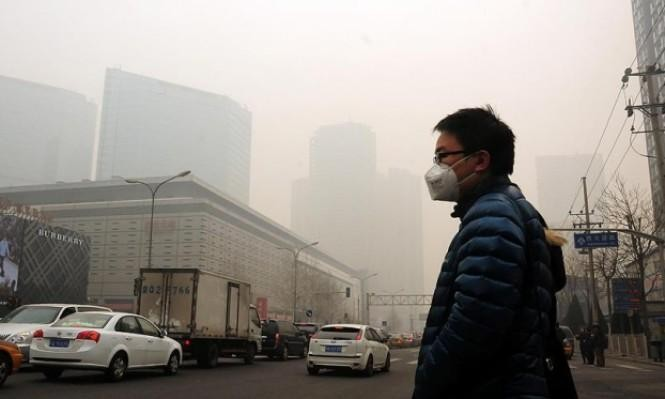 الصين تستخدم مُركّبًا كيماويًا محظورًا يضرُّ بالأوزون