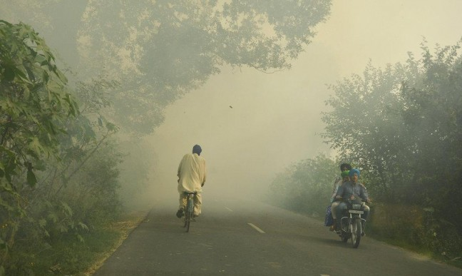 تلوث الهواء يؤثر على 93% من أطفال العالم