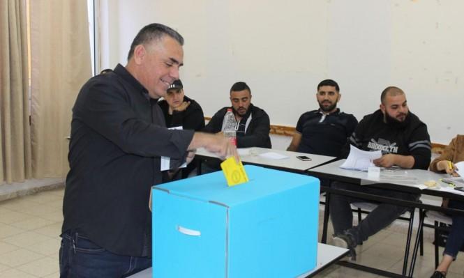 انتخابات هادئة في بلدات الشاغور