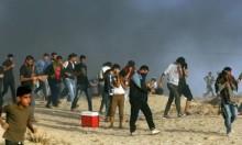 قيادة مسيرة العودة للوفد المصري: مطلبنا رفع الحصار عن غزة