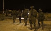 شهيد بانفجار بغزة واعتقال 17 فلسطينيا بالضفة