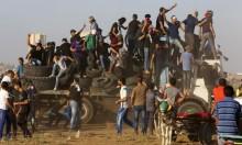 """""""الهيئة الوطنية"""": مسيرات العودة مستمرة بشكل سلمي"""