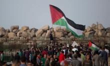 وفد المخابرات المصرية يلتقي هيئة مسيرة العودة بغزة