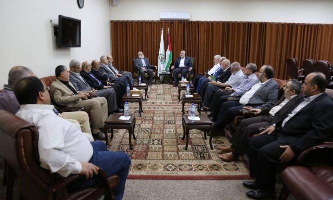 حماس والجهاد تؤكدان استمرار مسيرات العودة وكسر الحصار