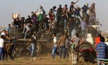 238 مصابا برصاص الاحتلال في قطاع غزة