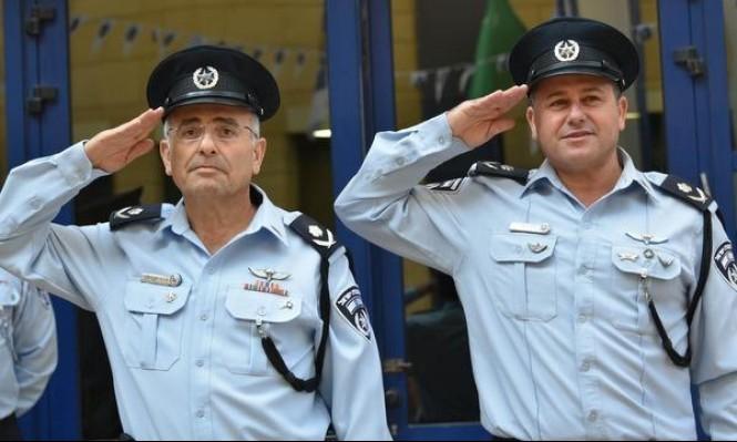 اختيار مرشح لرئاسة جهاز الشرطة الإسرائيلية قمع انتفاضة القدس عام 2015