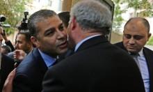 """وفد المخابرات المصرية غادر غزة """"إلى وجهة مجهولة"""""""