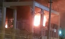 عنف الانتخابات: جريح بجسر الزرقاء وقنابل بأبو سنان وجولس وحريق بطوبا