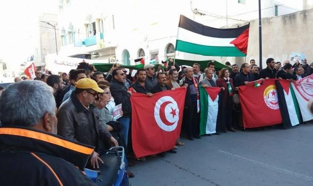 تونس: حراك ضد التطبيع ومطالب بمنع دخول وفد إسرائيلي