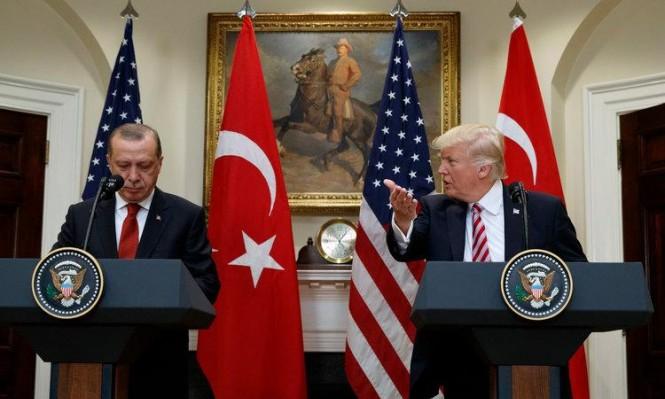 إردوغان يلتقي ترامب الأسبوع المقبل في باريس